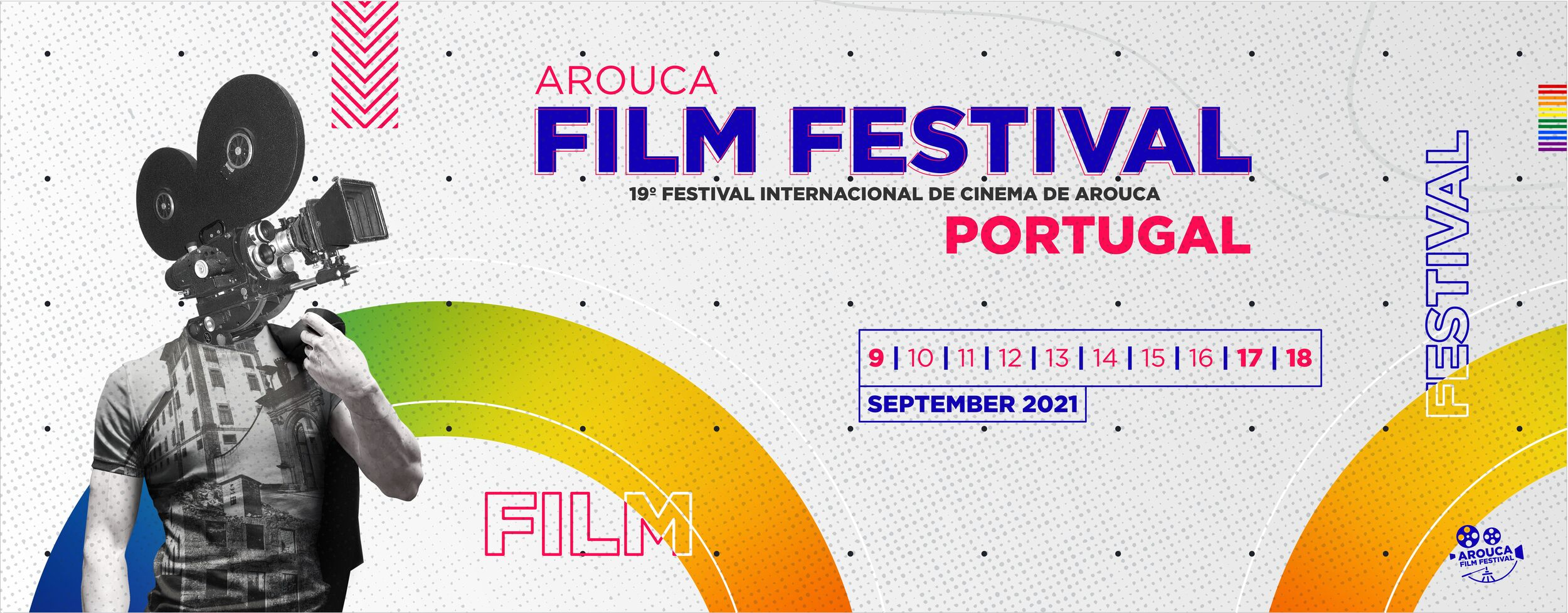 Datas Arouca Film Festival 2021