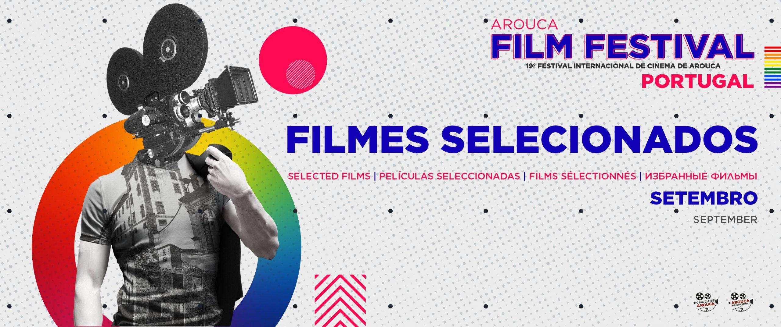 Filmes Selecionados Arouca Film Festival 2021